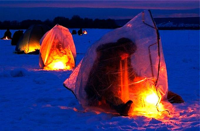 Огни большой рыбалки -:)