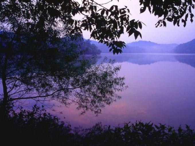 Географическое положение и морфометрия озер