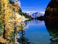 Оптические явления в озерах