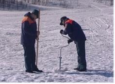 Спасатели будут осуществлять дежурство на акватории Чудского и Псковского озер