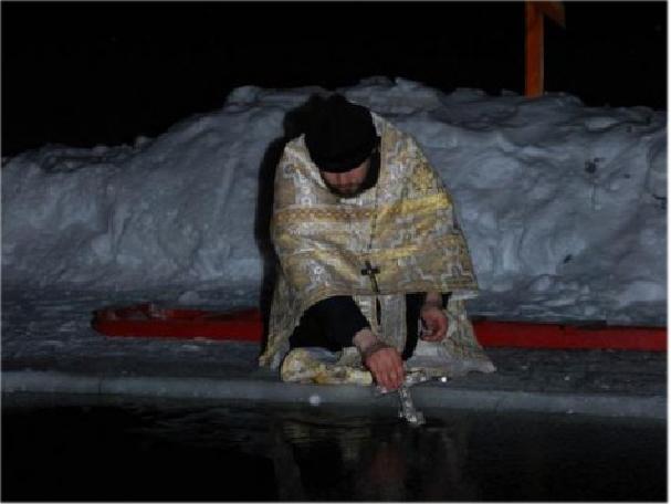 Крещенские купания будут проходить на Ореховом озере в Рязани