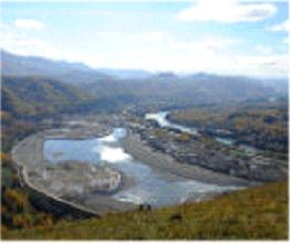 Озеро в «Долине Алтая» отремонтировано