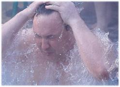 В Томске в воскресенье на Белом озере будут проходить крещенские купания