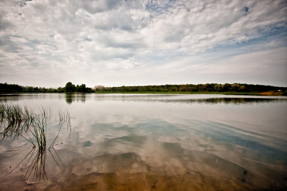 Почему озера круче, чем моря и океаны?