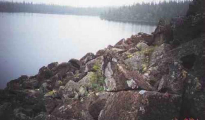 Каменное