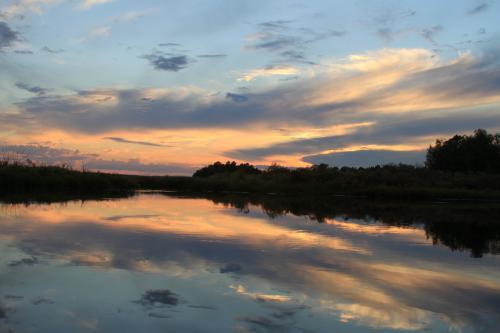 Около озера Круглое в Волжском появится зона для отдыха