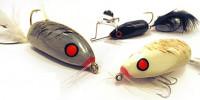 Мышка и тритон как насадки для рыбной ловли
